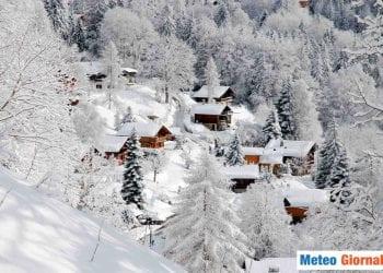 Nuove nevicate per Alpi e Appennino