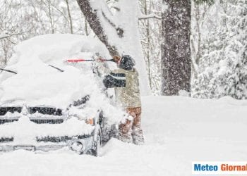 Marzo ha visto nel passato anche tempeste di neve in Italia, e non poche volte.
