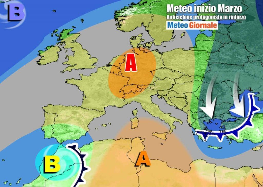 METEO Italia. Incombe aria più fredda, grosse novità la prossima settimana