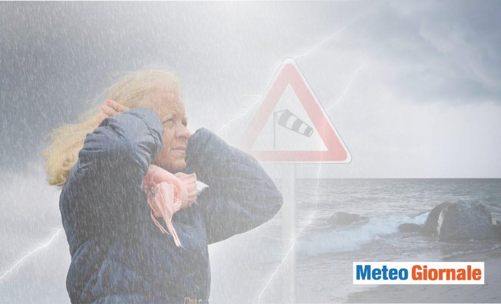 Anticipo di Primavera stop, meteo verso forte maltempo