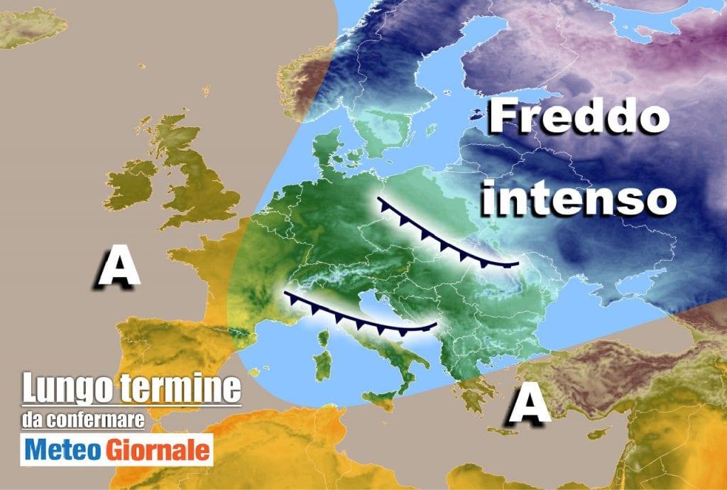 Meteo Italia al 21 marzo: l'Inverno non demorde