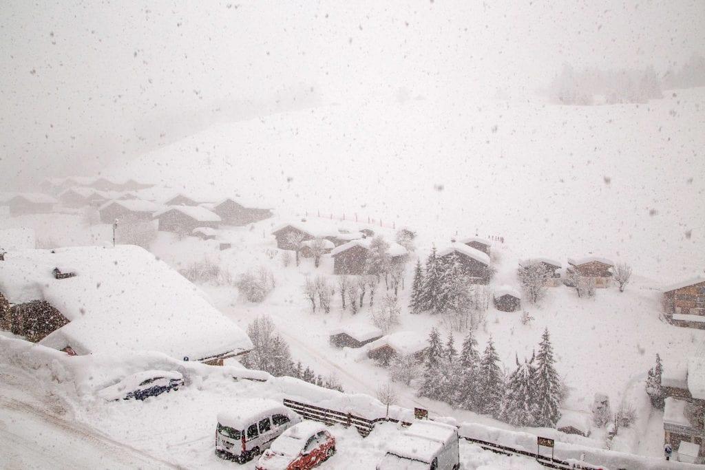 METEO: altra neve in arrivo sull'Italia. Ecco tutti i dettagli