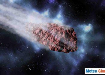 Meteorite caduto sull'Italia la scorsa settimana