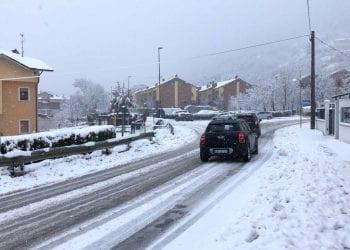 Panorama invernale nei prossimi giorni anche a quote basse