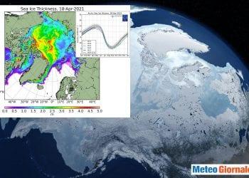 banchisa polare 19 04 2021