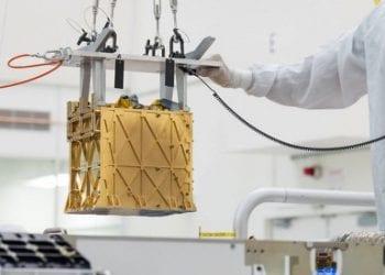Moxie, lo strumento installato a bordo del rover Perseverance per la produzione d'ossigeno