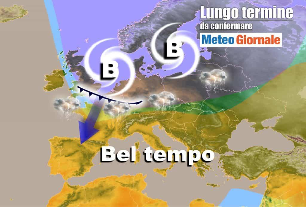 Meteo Italia al 30 Maggio: fine mese turbolento