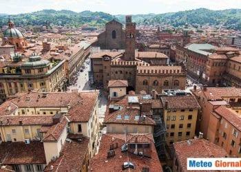 Il meteo su Bologna
