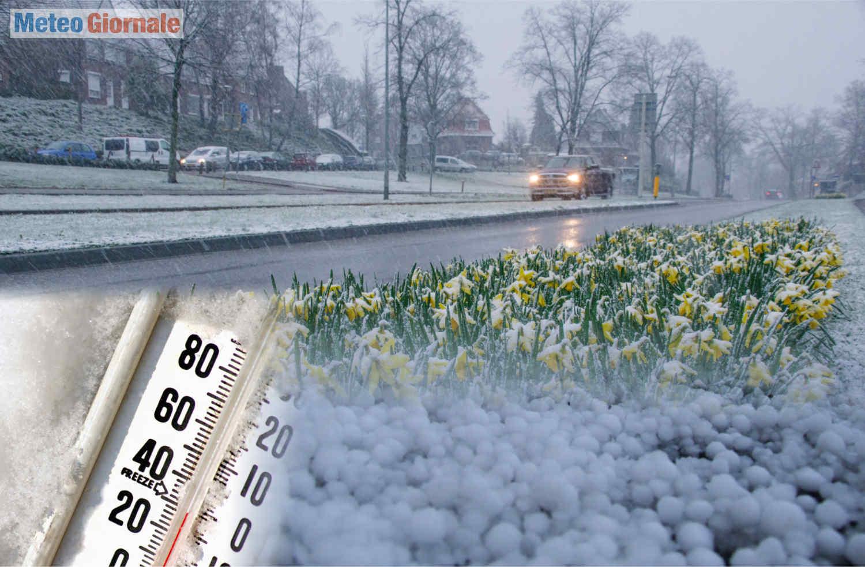 meteo freddo aprile