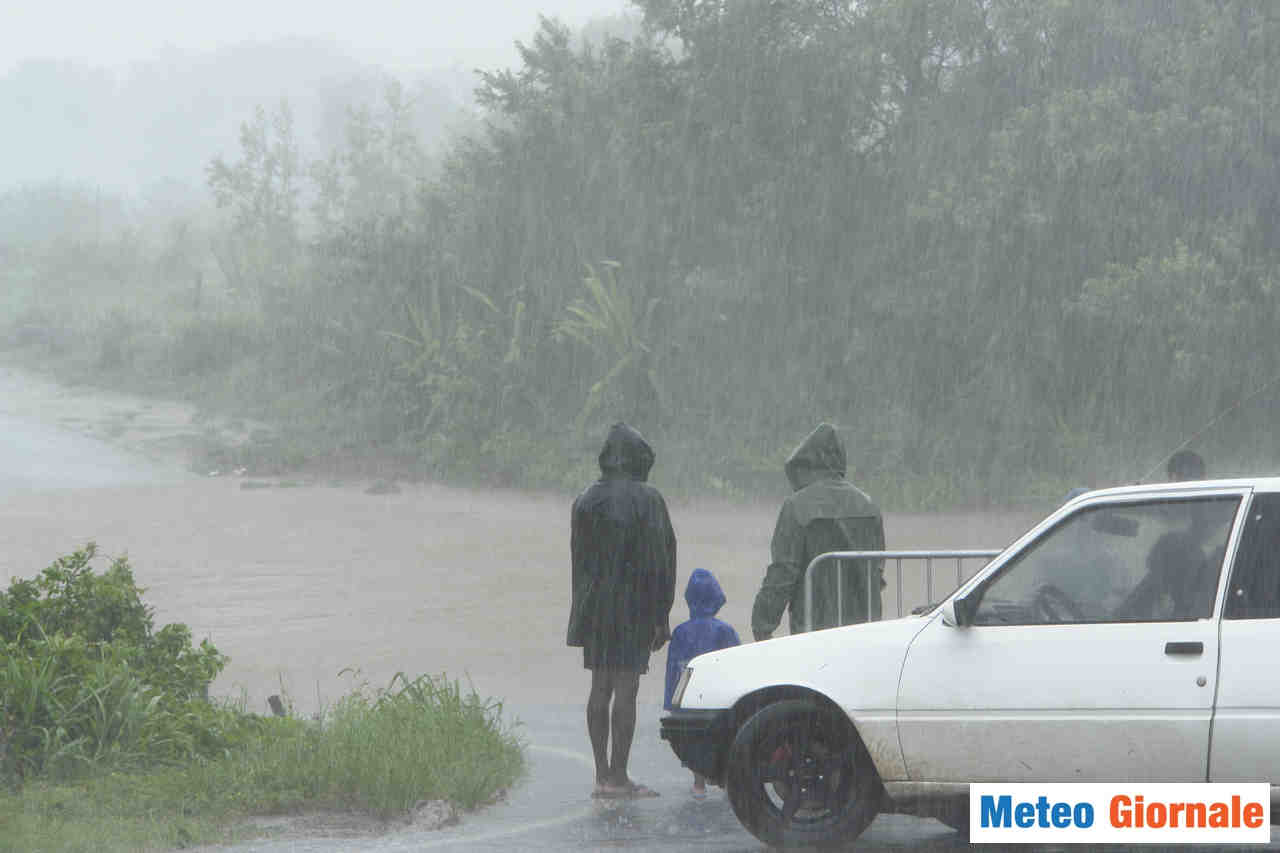 E' iniziata la stagione dei temporali anche di forte intensità.