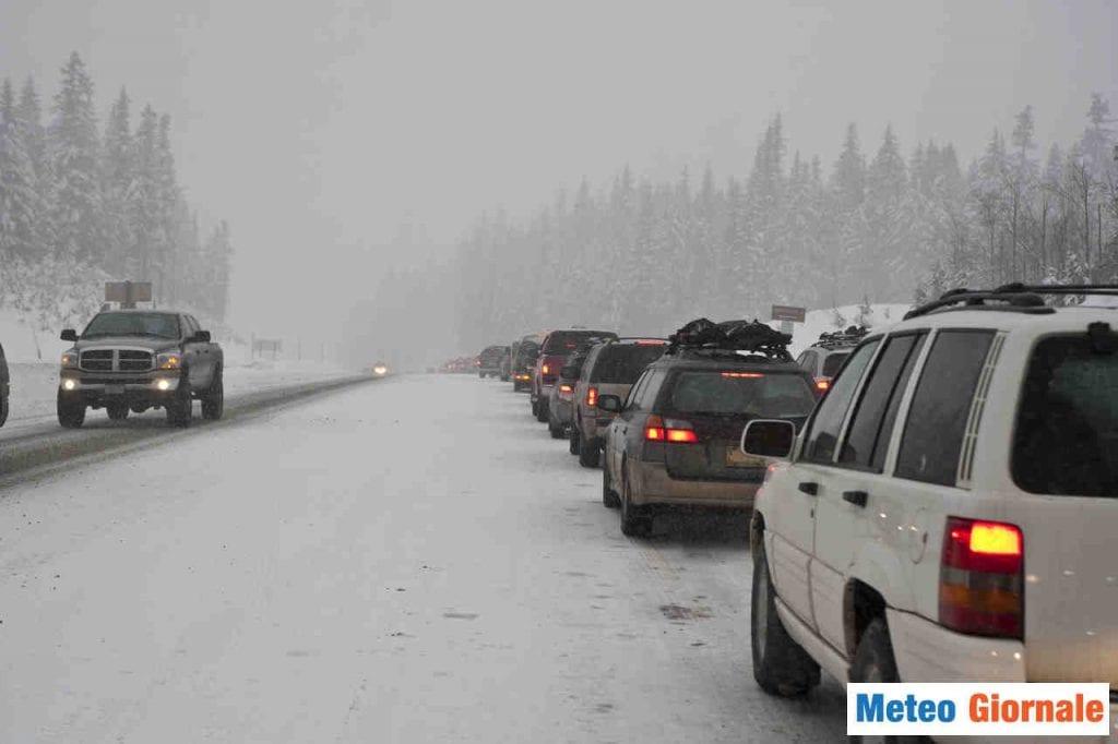Allarme meteo per neve in Finlandia, tempesta di neve nelle prossime ore