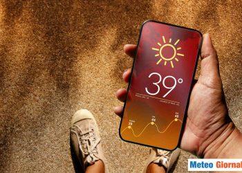 Caldo a 40°C. Meteo di Maggio potrebbe portarli in alcune località d'Italia.