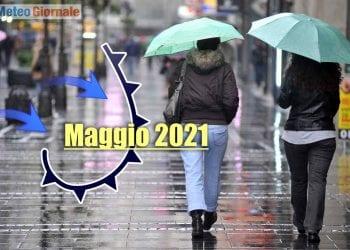 meteo maggio 2021