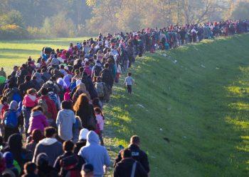 migrazioni di massa