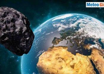 nasa test asteroide fallito