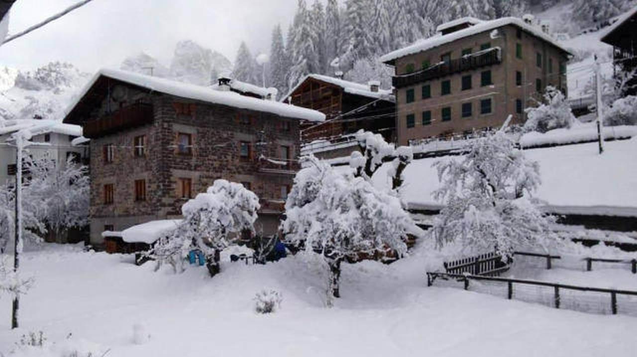 La grande neve del maggio 2019 sulle Alpi, anche a quote basse