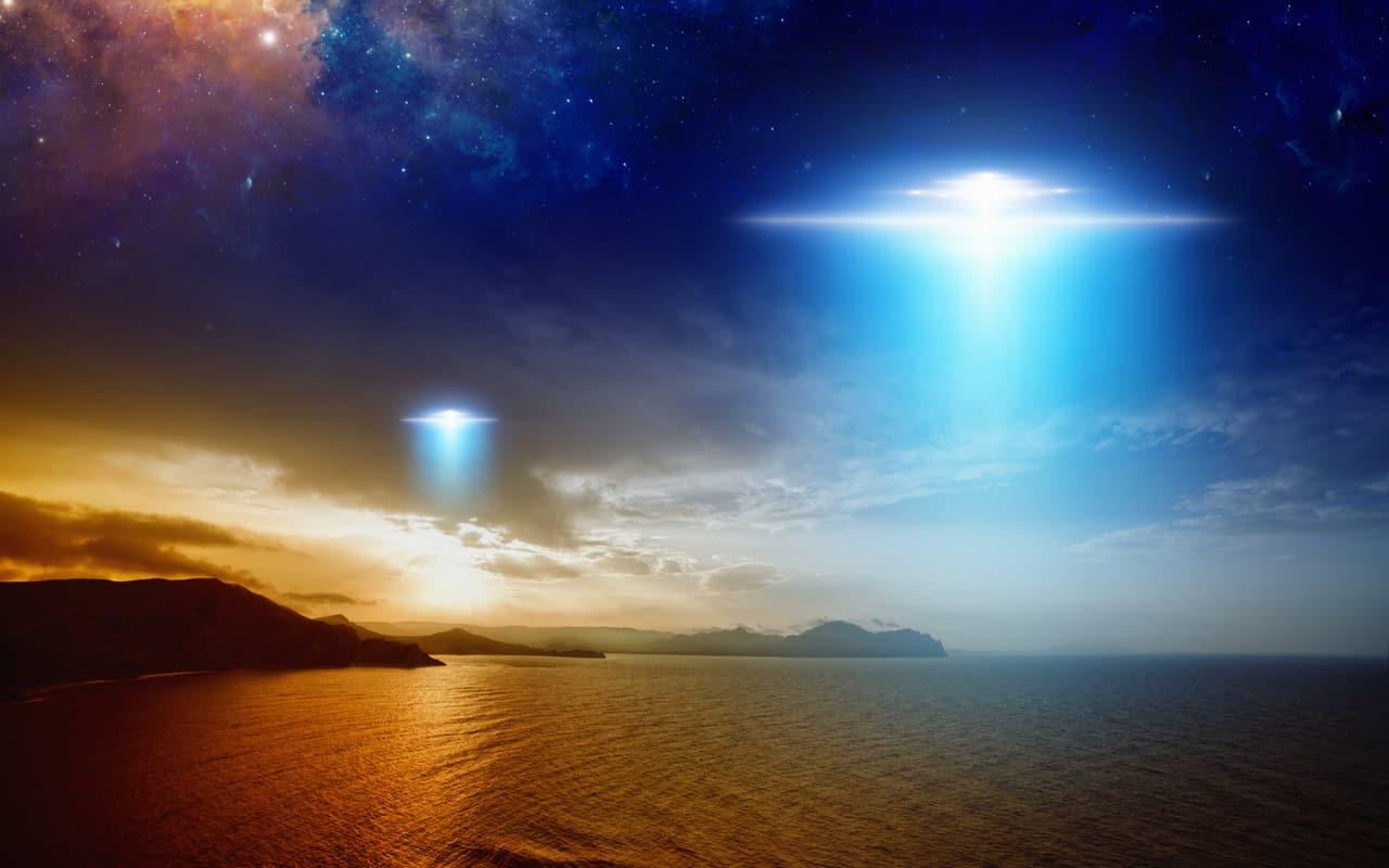 ufo elaborati al computer
