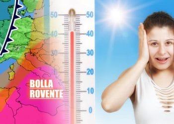 Bolla rovente sahariana flagella il Sud Italia