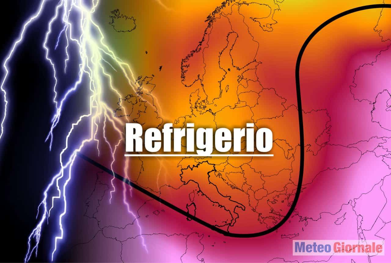 meteo con refrigerio