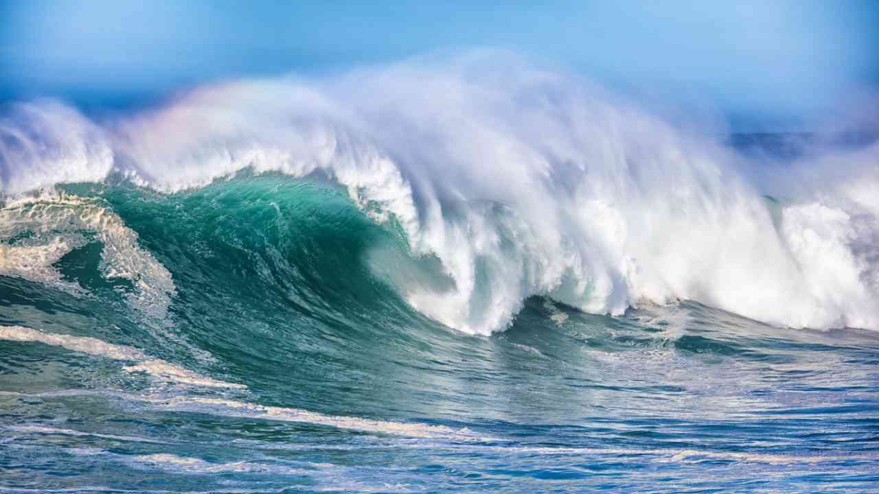 iStock 689234612 - Gli oceani assorbono una buona parte del carbonio causato dagli incendi