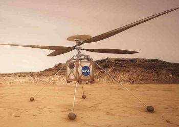 ingenuity 350x250 - MARTE, arriva Ingenuity. Primo elicottero volerà su un altro pianeta