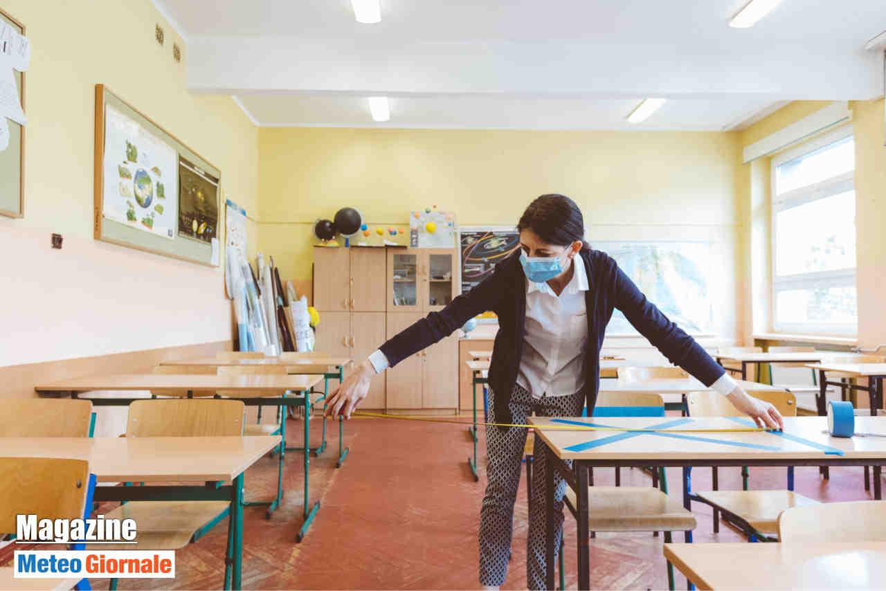 apertura scuole covid - Coronavirus Italia: scuole aperte, scelta che comporterà nuove restrizioni