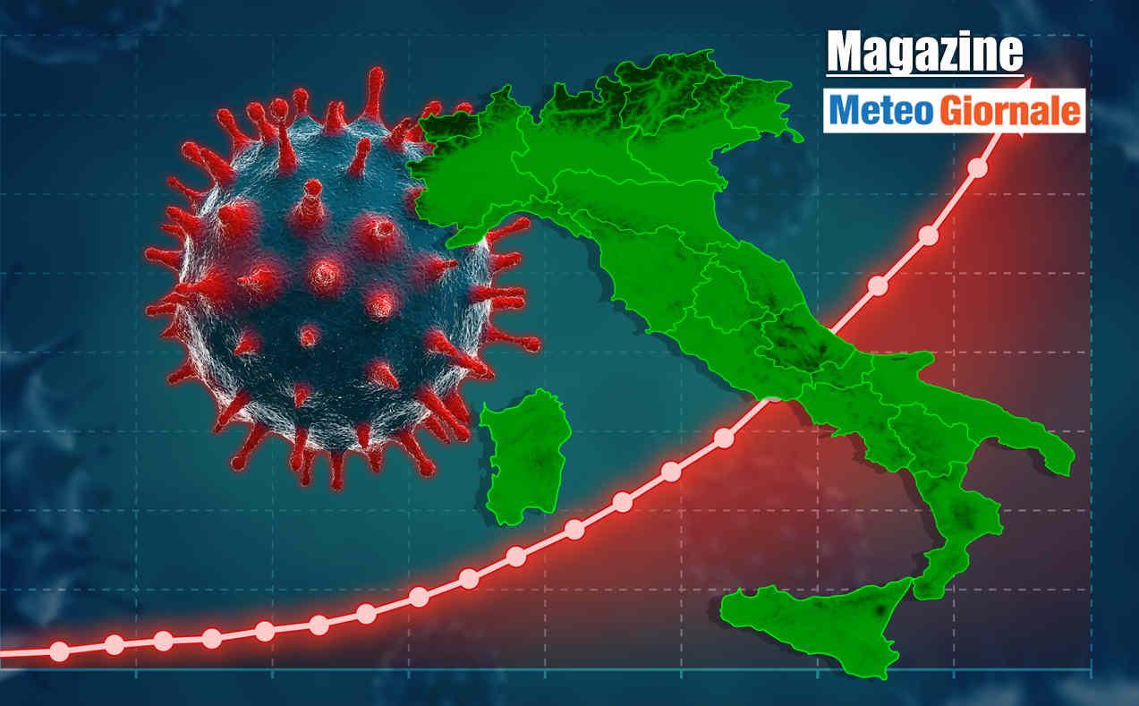 lockdown italia contagi covid aumento - La scienza è molto nervosa per la Pandemia in Italia, vuole il lockdown