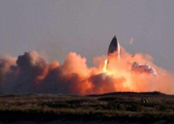 Continue esplosioni all'atterraggio dei razzi