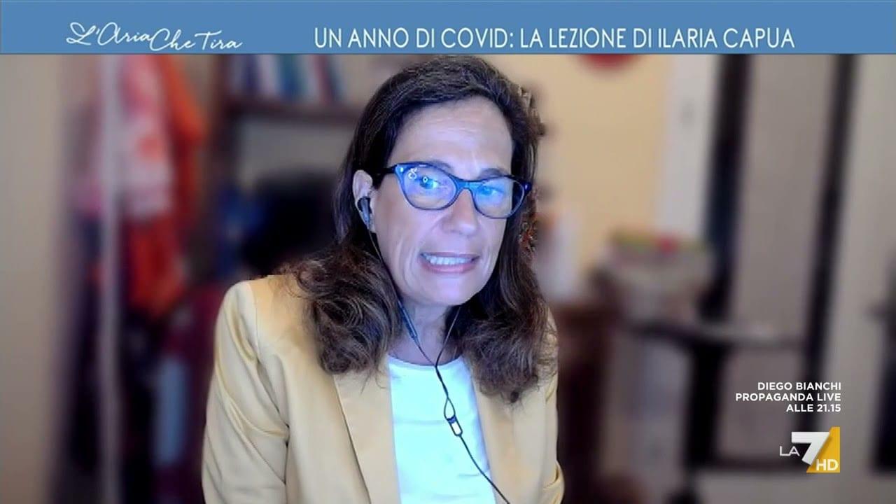 dottoressa ilaria capua intervis - Dottoressa Ilaria Capua, intervistata su morti eccessive in Italia