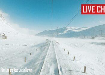viaggio in treno live dalla norv 350x250 - Todi, Umbria. Meteo webcam