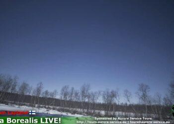 video live dellaurora boreale la 350x250 - Todi, Umbria. Meteo webcam