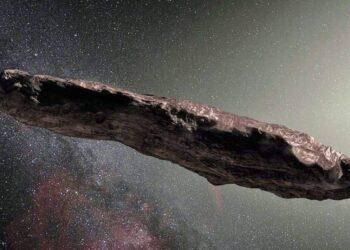 Anomalo asteroide.