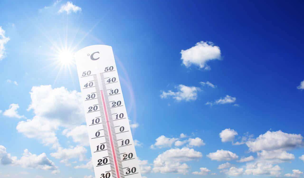 caldo 35gradi - CANICOLA. Meteo weekend PICCHI OLTRE 35 GRADI