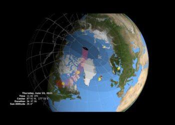 eclissi di sole video delle aree 350x250 - Gli Alieni su Marte li abbiamo portati noi terrestri