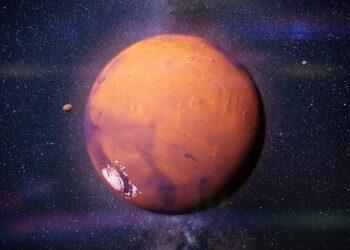 Marte, la vita sul Pianeta Rosso sotto i ghiacci polari.