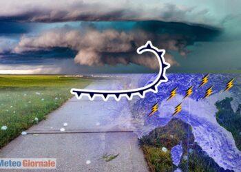 meteo temporalesco al nord italia 350x250 - Meteo promette un Giugno come non ce lo saremmo mai aspettati