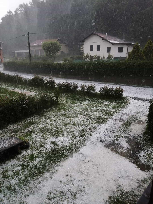 217149727 3038417433058826 1550140471742977840 n - Grandine devastante, foto galleria dall'area metropolitana di Torino