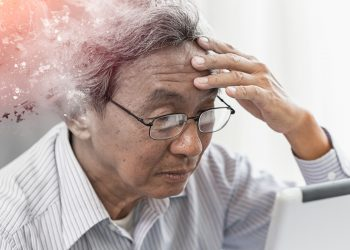 Persona affetta dal morbo di Alzheimer