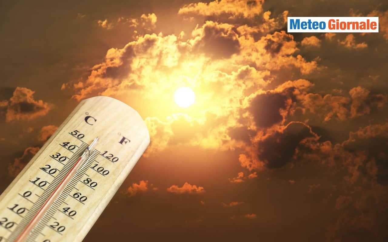 meteo agosto - Agosto ed il rischio che diventi una FORNACE: tendenza meteo climatica
